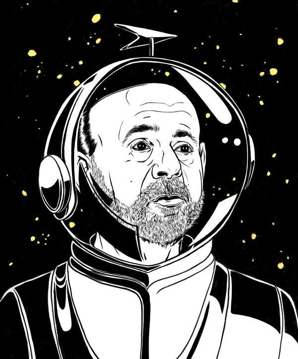 Bernanke In Space