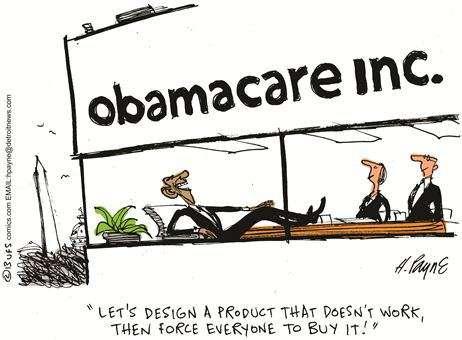 Designing Obamacare