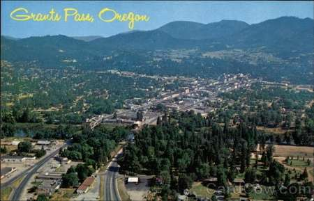 "Grants Pass, Oregon ""Water runs downhill"""