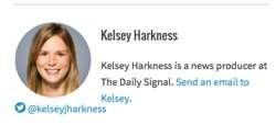 Kelsey Harkness