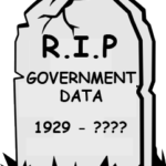 RIP Government Data