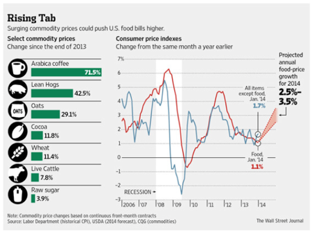Commodity Inflation