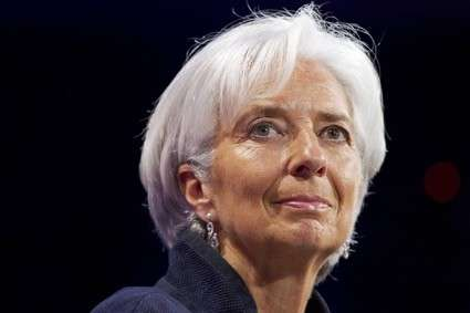 IMF Director-General Christine Lagarde The Forever ZIRP
