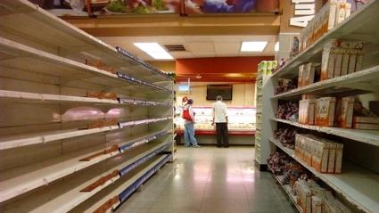 Venezuela Supermarket