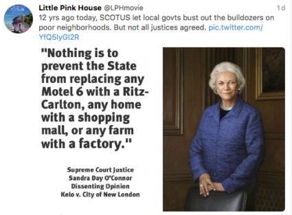Little Pink House 1 Another Nail in the Coffin of Property Rights