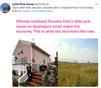 Little Pink House 2 Another Nail in the Coffin of Property Rights