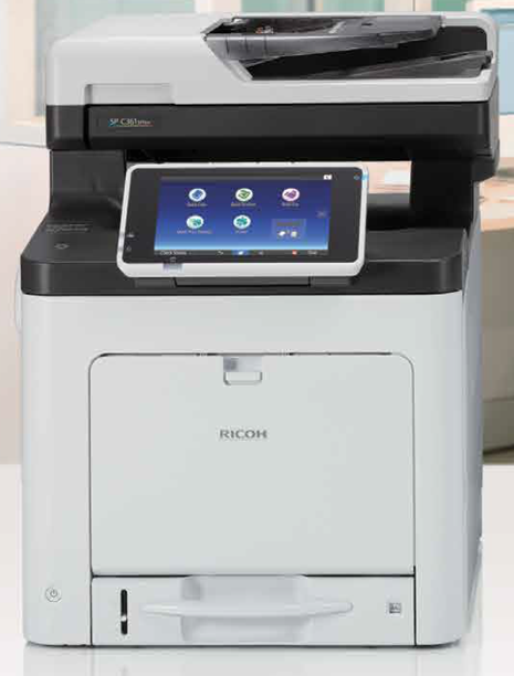 How to Set Up Your New Ricoh Printer, Copier, or Multi